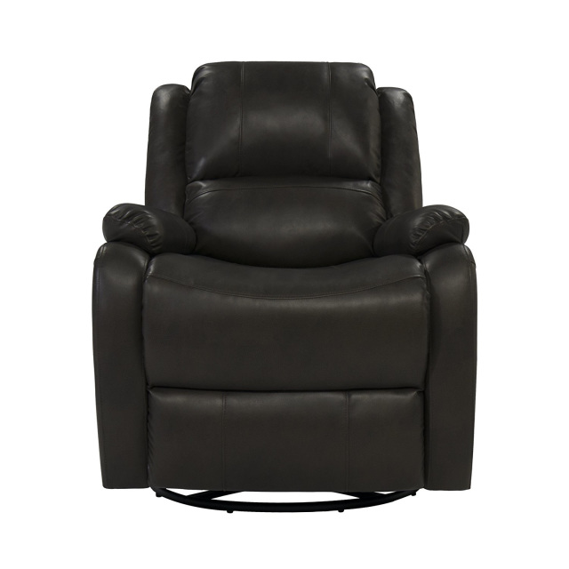 30 Quot Recliner Chair Swivel Glider Charcoal