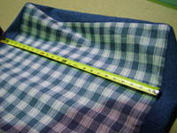 Measuring the Fit of Your Cushion