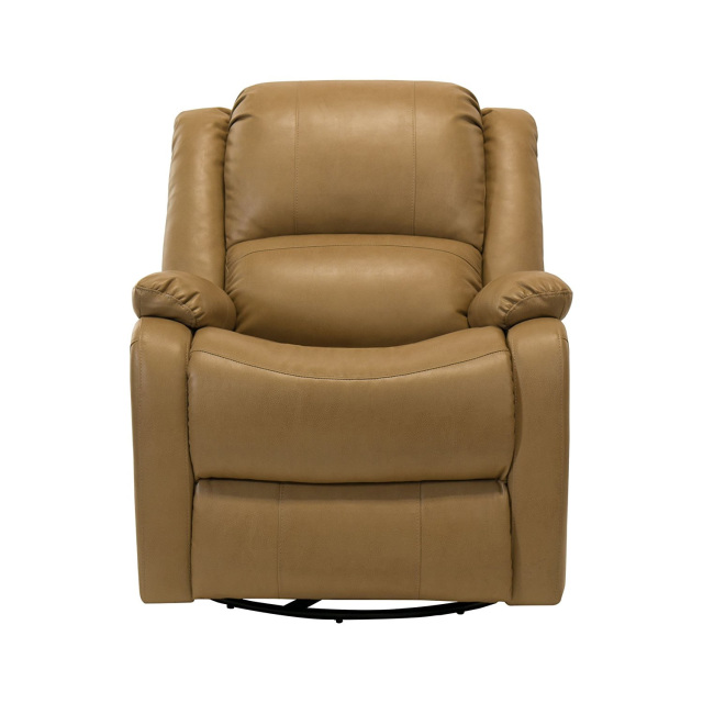 30 Quot Recliner Chair Swivel Glider Tan