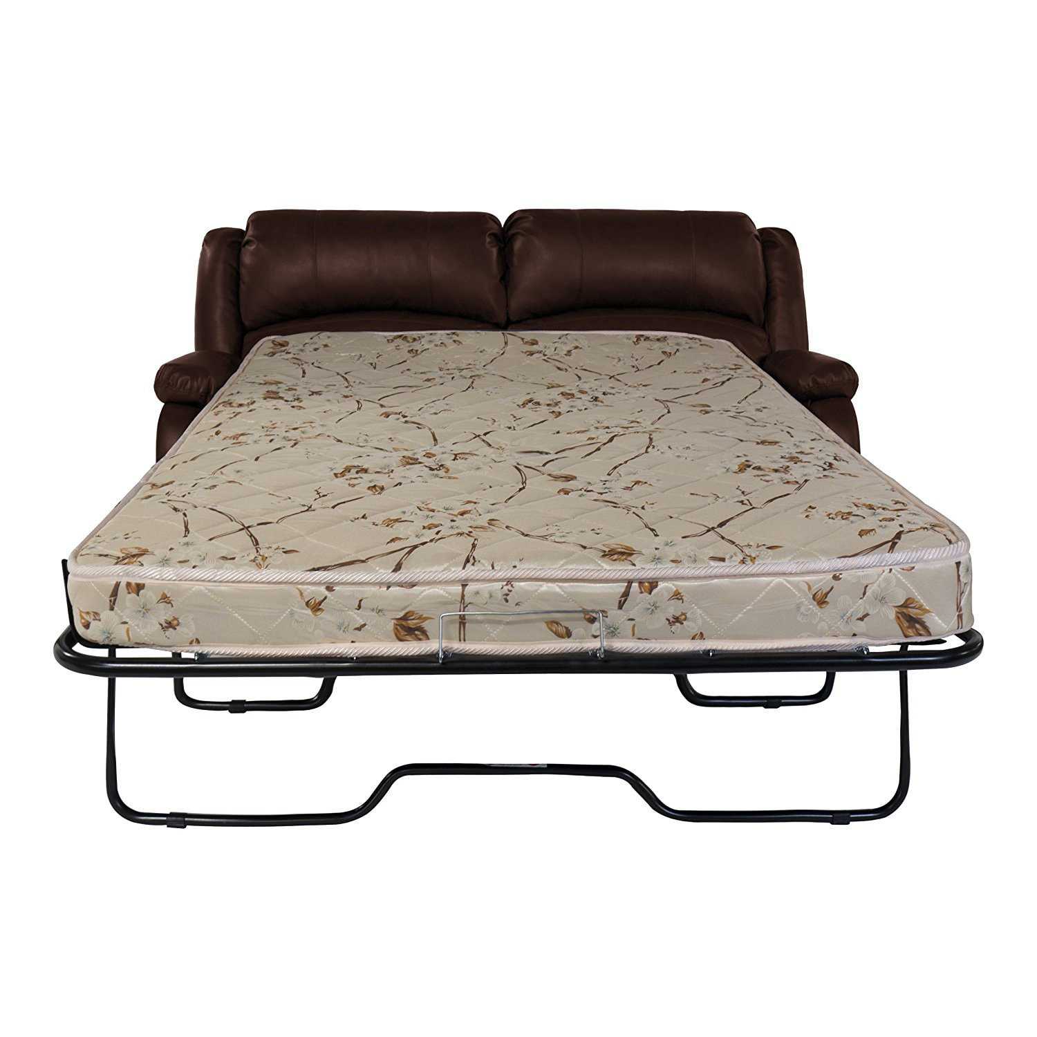 65 Quot Rv Sofa Sleeper W Hide A Bed Loveseat Brown